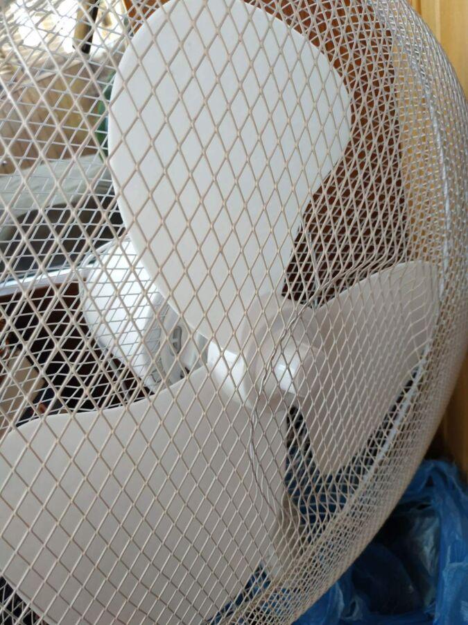 Вентилятор напольный Mesko MS 7311 диам 49см 45w