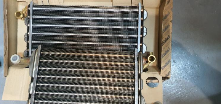 Vaillant T4 теплообмінник.