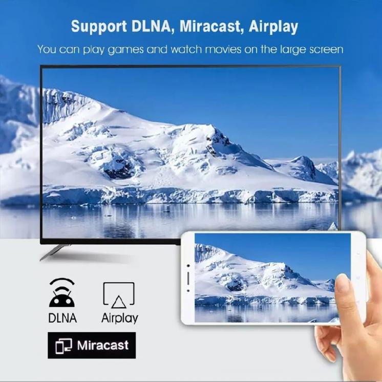 Андроид приставка  H96 MAX X3; 8K; 4/64 gb.