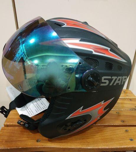 Шлем star мотошлем (XXL-62-64cv)