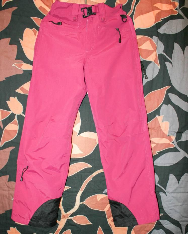 Горнолыжные лыжные штаны для женщин Track & Field размер S