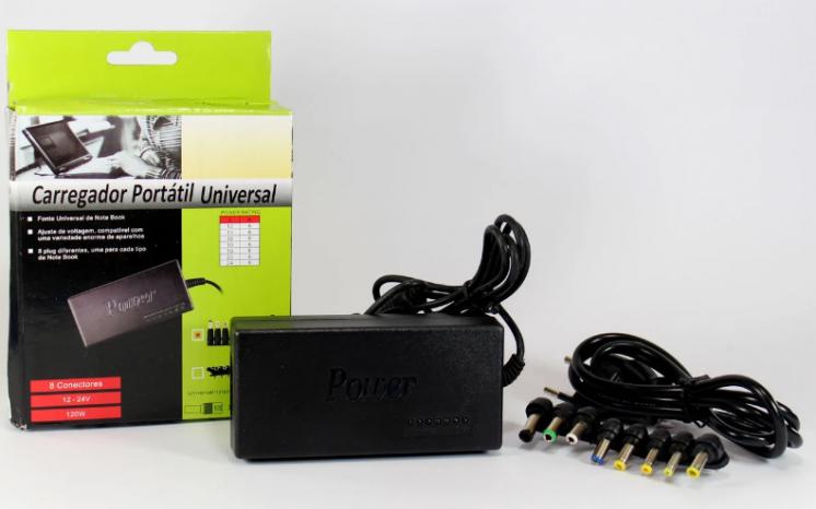 Адаптер універсальний для ноутбука 120W