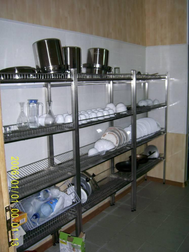 Столы, мойка- стеллаж, зонты,сушки, изделия из нержавеющей стали