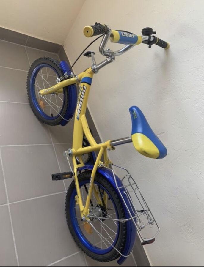 Велосипед отличном состоянии.
