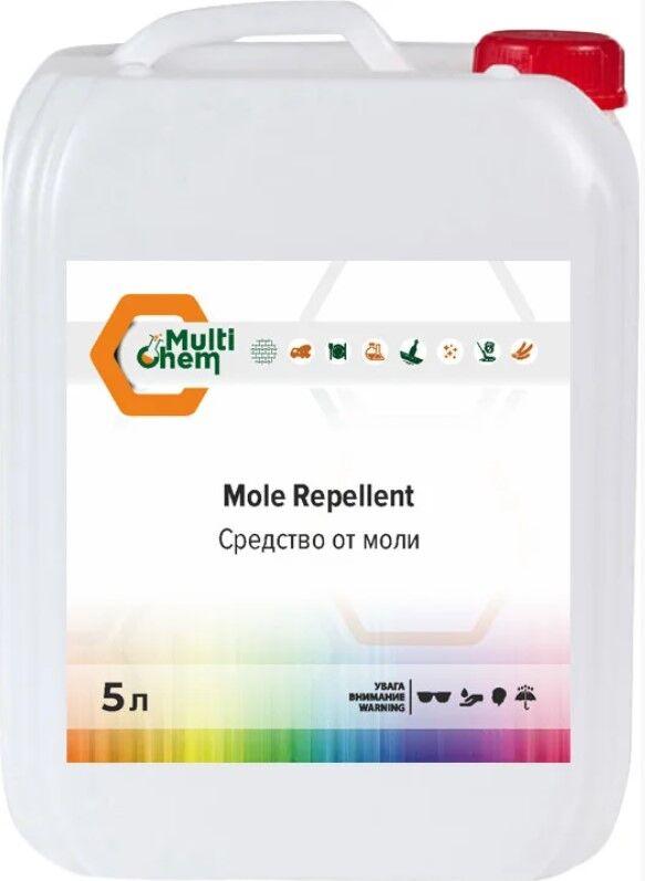 Средство от моли Mole Repellent