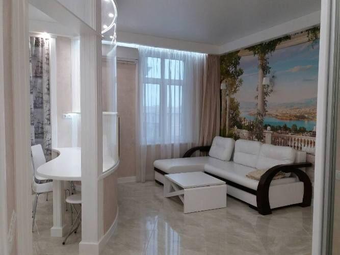 Квартира в ЖК Авторский Черноморская Ривьера