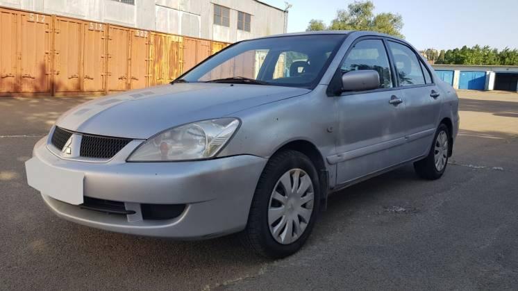 Продажа MITSUBISHI LANCER 2.0, 2006 г., 557000 км., серый (Киев, Украи