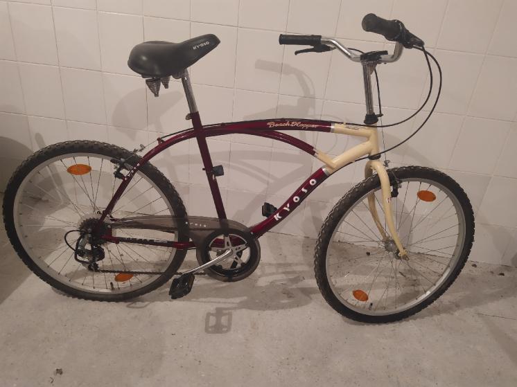 Велосипед вінтаж