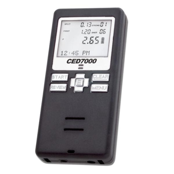 Стрілковий таймер CED7000 Shot Timer - RF
