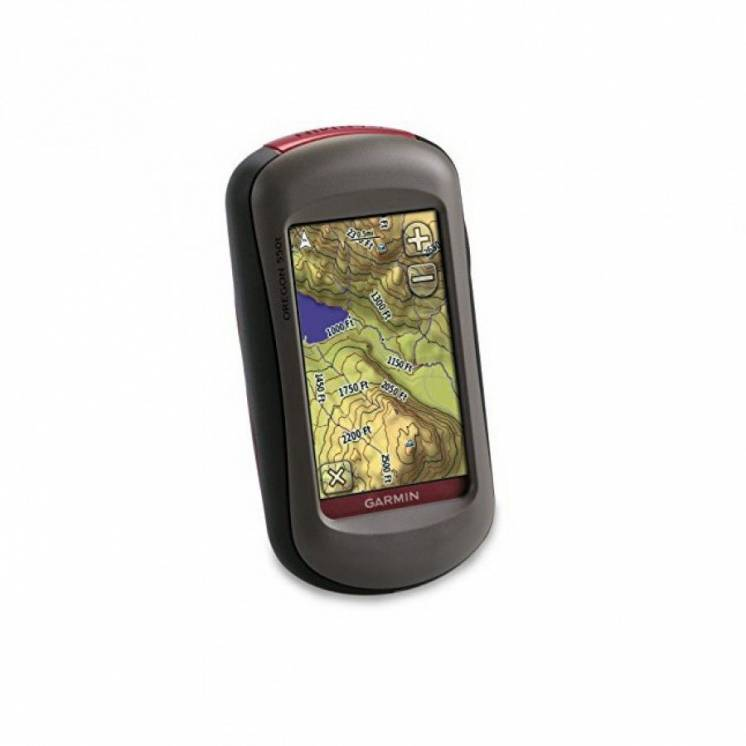 GPS-навігатор Garmin Oregon 550t