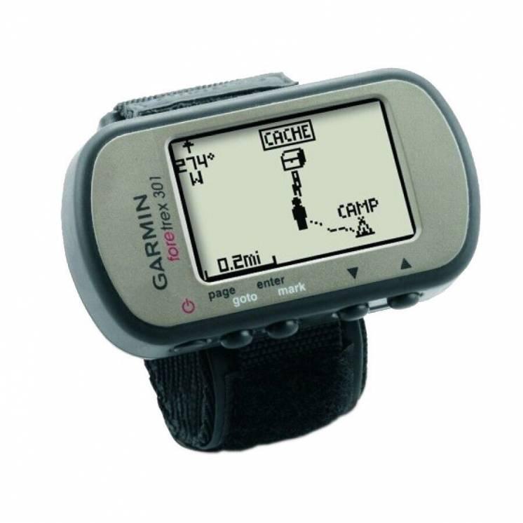 GPS-навігатор Garmin Foretrex 301