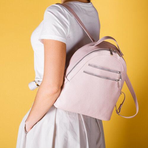 Городской рюкзак кожаный  902618
