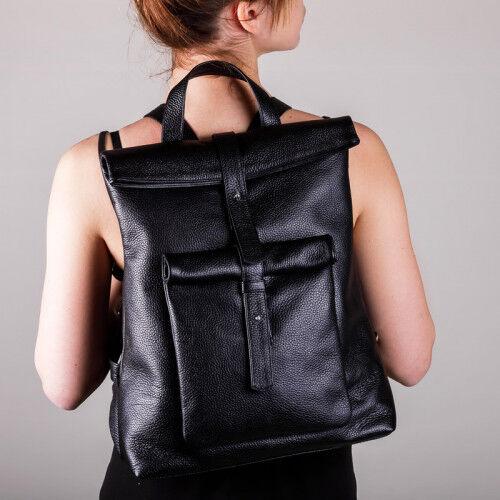 Кожаный рюкзак 901865