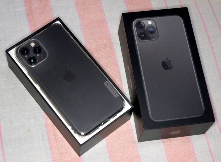 Apple iPhone 11 Pro Space Gray 64 Gb
