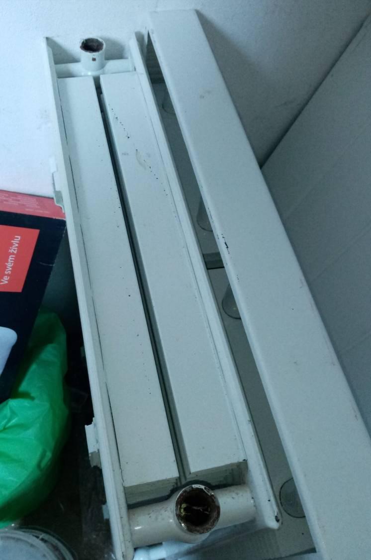 Продам радиаторы металлические
