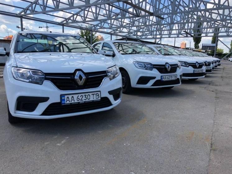 Аренда автомобиля с правом выкупа, РАССРОЧКА Renault Logan