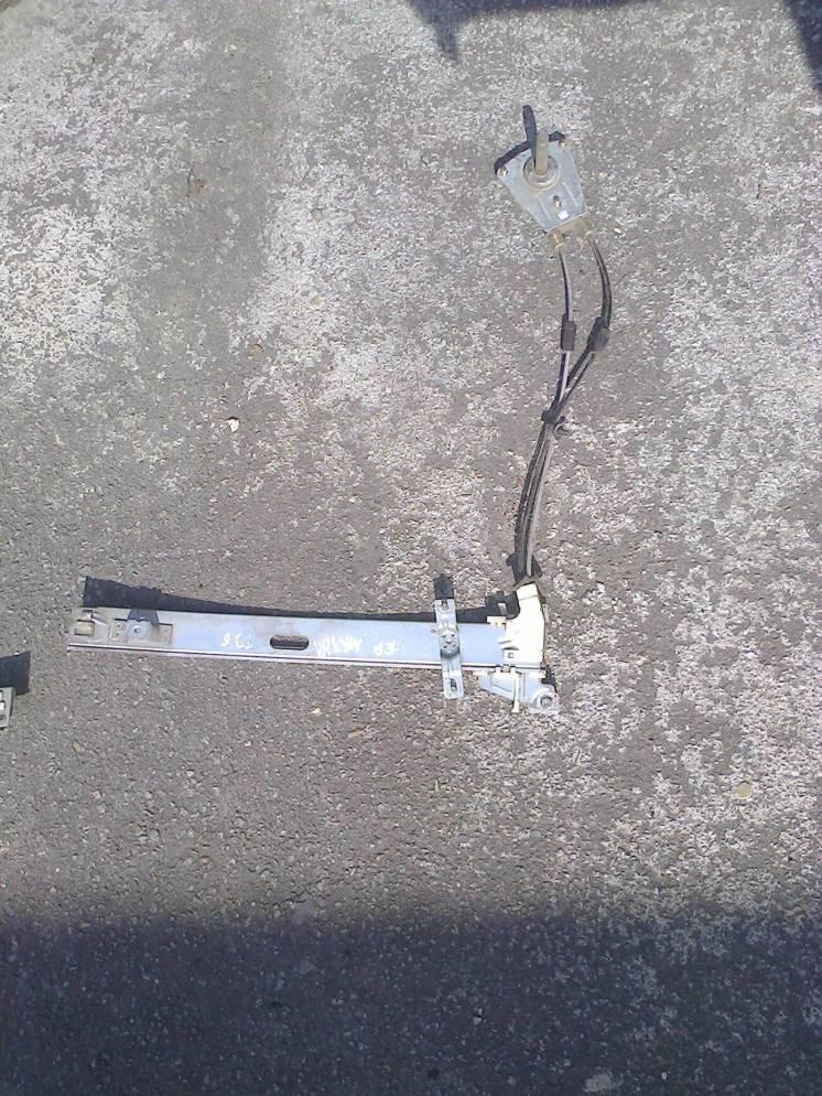 Стеклоподъемник передний правый мазда 626 GE