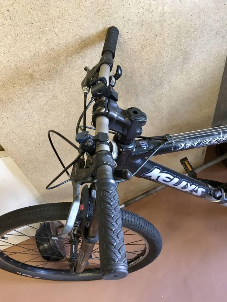 Горный велосипед рама L 19,5'' на 26 колёсах, рама19,5.