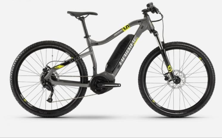 Електровелосипед SDURO HardSeven 1.0 Haibike