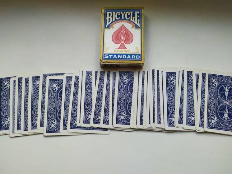 Покерные карты Bicycle Standard с фокусами