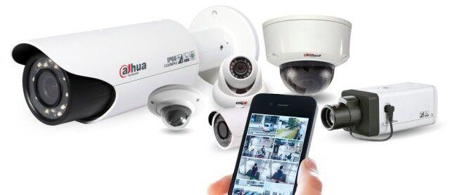 Подключение и настройка видеонаблюдения недорого