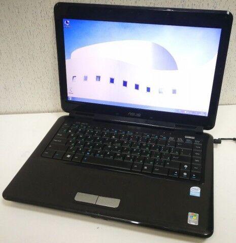 Ноутбук Asus K40IJ (в отличном состоянии).