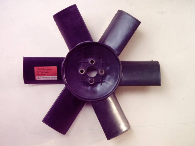 Вентилятор ГАЗ 3302, 2217 ( 6 Лопостів )