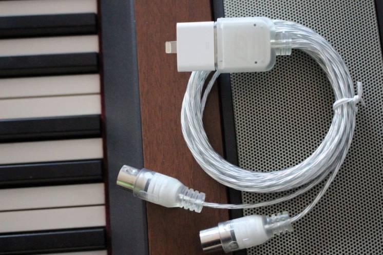 Apple Midi кабель ESI Midi nTour CX