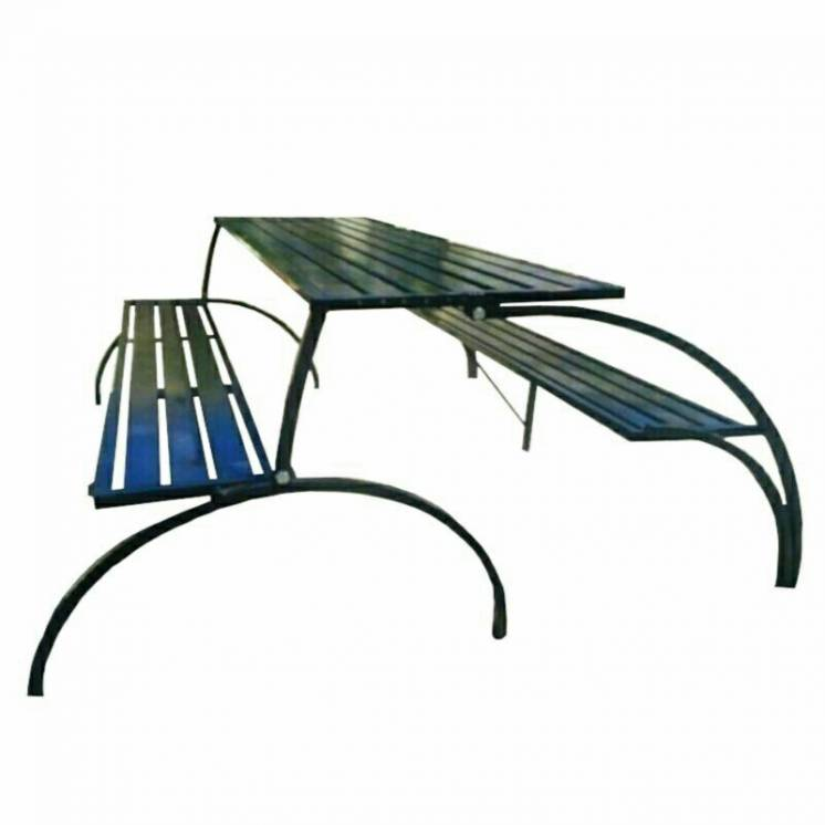 Стіл-лава лавочка трансформер для дому та саду