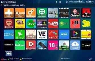 Бесплатные кинозалы и тв каналы на Smart TV