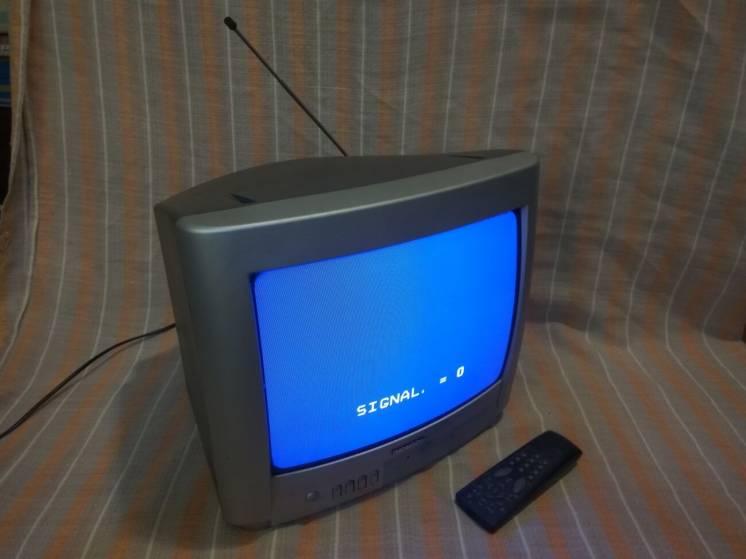 Телевизор Thomson 14MG110G цветной
