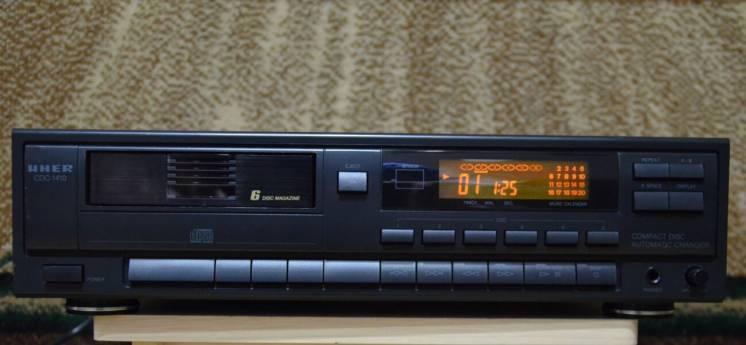 Uher CDC 1410 CD Проигрыватель.