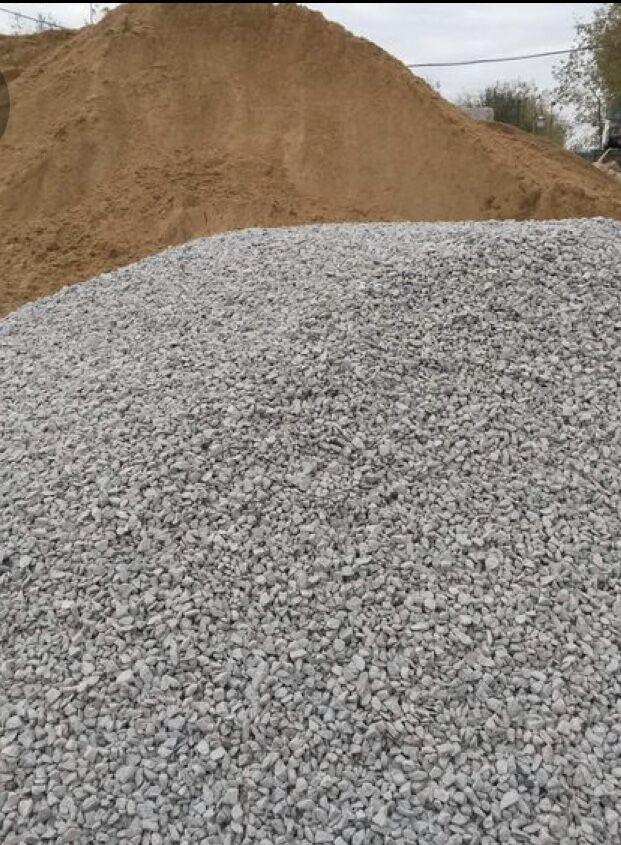 Щебень.песок.отсев.уголь.дрова