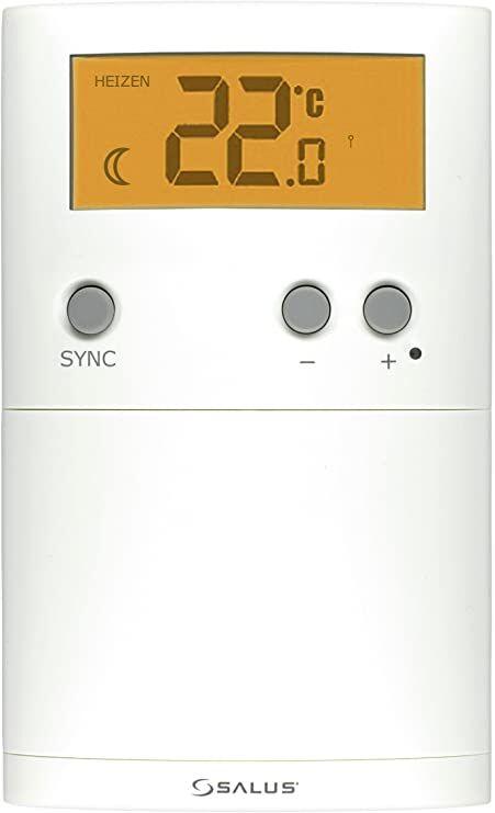 Программатор Salus ERT 50 VF для теплого пола
