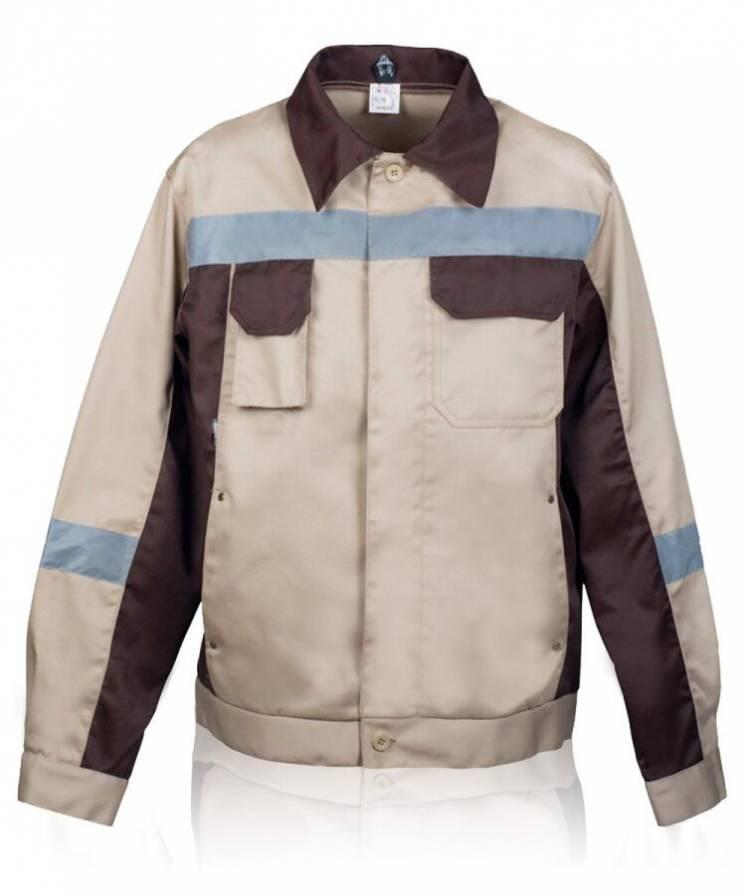 Рабочая куртка ткань Саржа