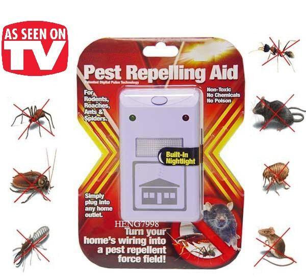 Электромагнитный отпугиватель насекомых/грызунов Pest Reject