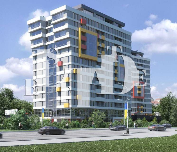 Продам 3-квартиру ЖК Bauhaus / Баухауз, ул. Сокольниковская, 28 ST