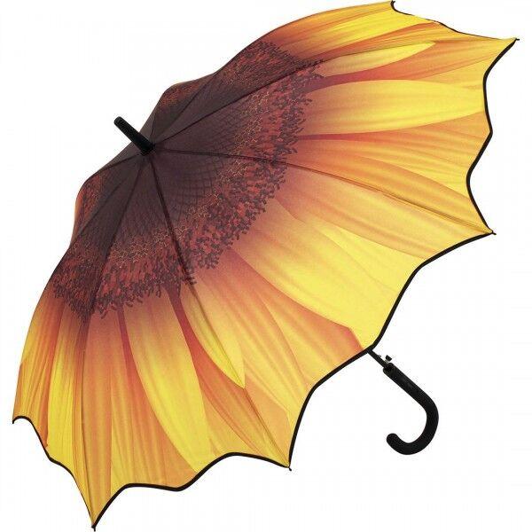Зонт-трость Fare 1198 подсолнух