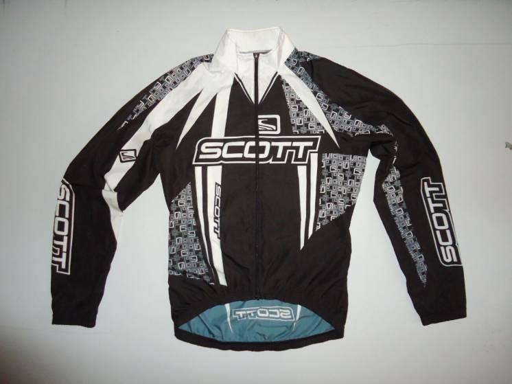 велоформа  SCOTT  Bike Cycling  ветровка дождевик (M)
