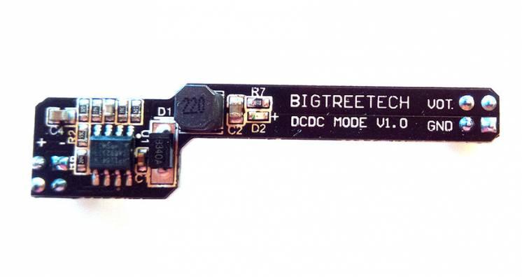 Модуль питания BIGTREETECH DCDC MODE V1.0 для плат SKR 1.4 и SKR 1.4 T