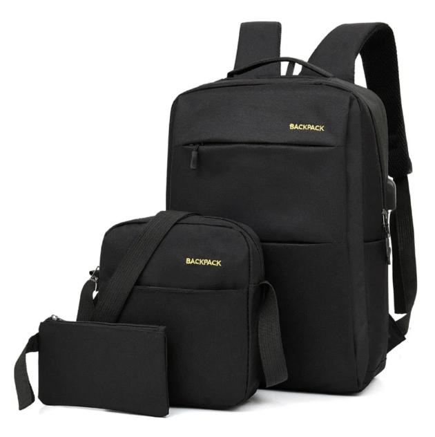 Рюкзак BACKPACK Trend + сумка + пенал Набор 3в1