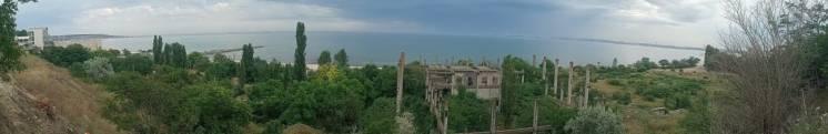 Продажа территории оздоровительного комплекса на берегу Черного моря в