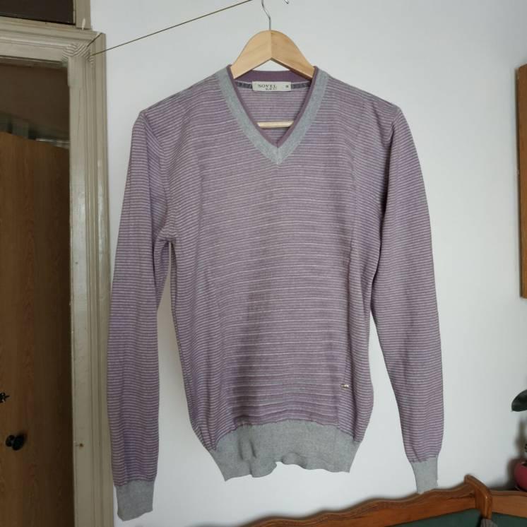 Чоловічий пуловер Novel