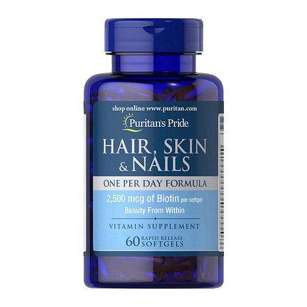 Витамины для женщин (волос, ногтей и кожи)