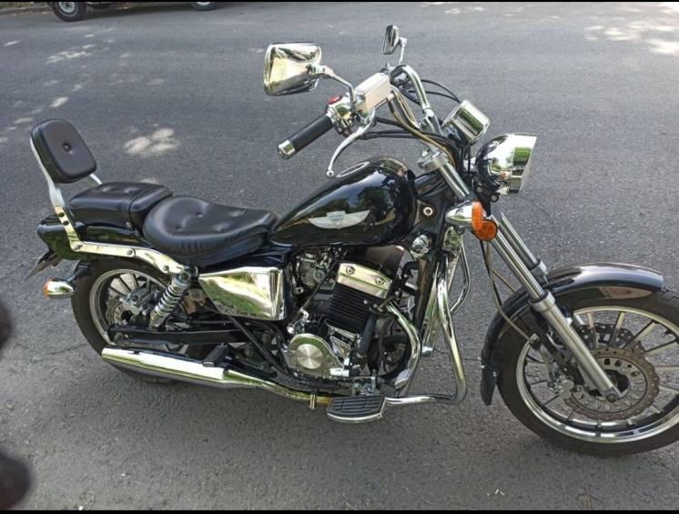 Продам мотоцикл geon invider 250B чопер