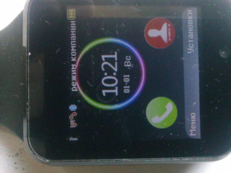 Смарт-годинник, Смарт-часы Smart Watch A1