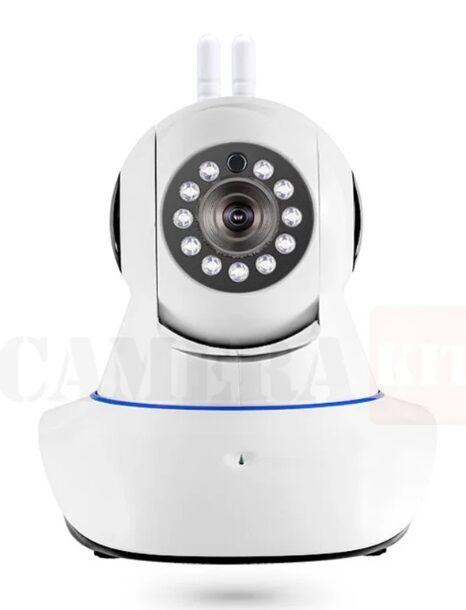 Беспроводная поворотная камера видеонаблюдения IP Camera UKC 6030 WiFi