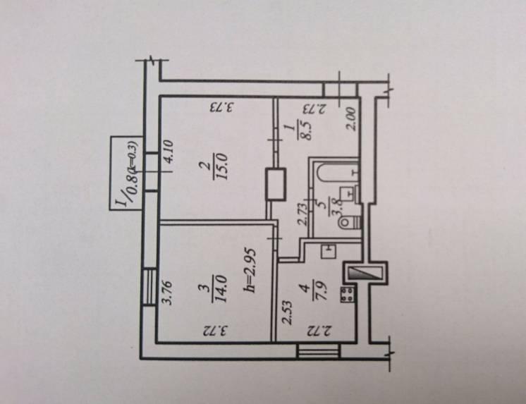 Продам квартиру на Рабочей