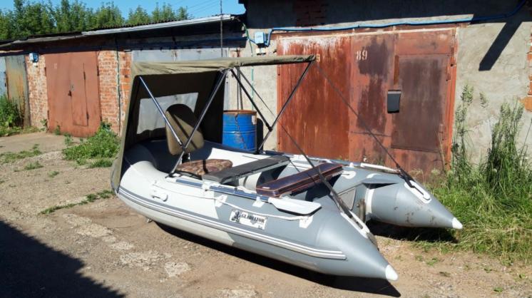 Лодка пвх gladiator 330