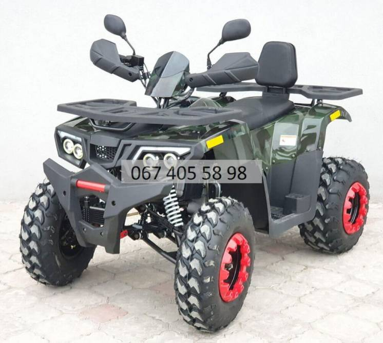 Квадроцикл Comman Scorpion 200